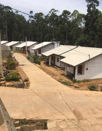 Field visits in Sri Lanka